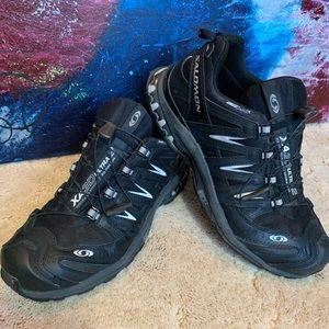 Men's Salomon adventure trail shoes size 9.5